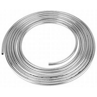 "BRAKE/FUEL  LINE STEEL TUBING COIL 3/8"" OD X 25 FT Roll"