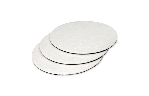 "Griots Garage 10665 6"" Glass Polishing Pad Set of 3"
