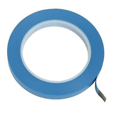 "Vibac 1/8""(3mm) x 36 Yds 5 Pack Light Blue PVC Fine Line Masking Tape VIB-704"
