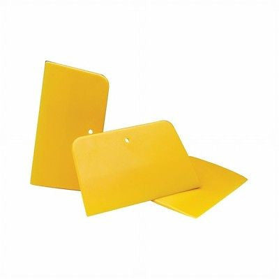 "Yellow Spreader, 3"" x 6"" and 3'' x 4'' PK of 6 3 EA"