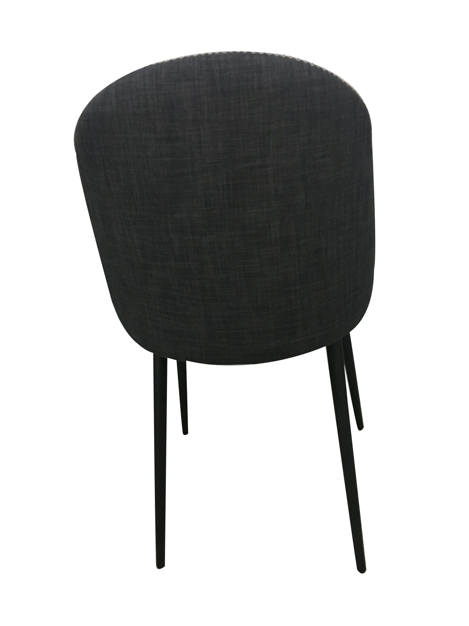 Rapallo Dining Chair Santorini Black/Grey