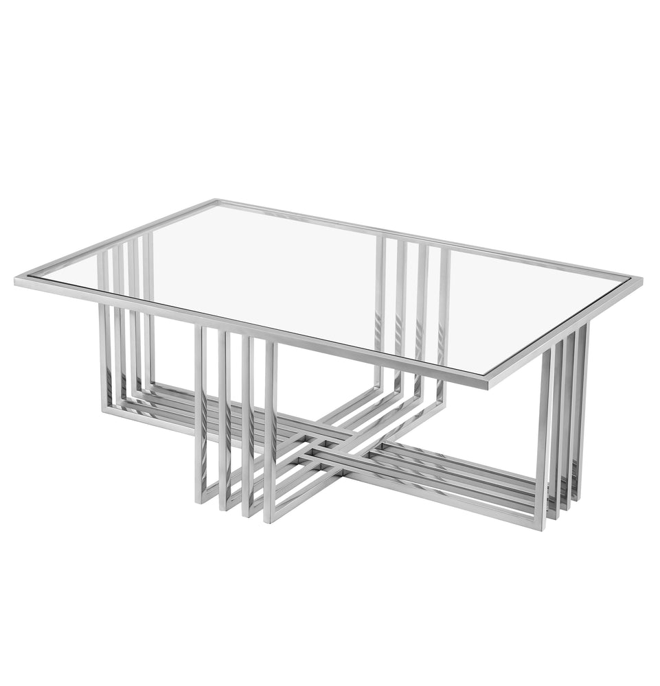 Catania Silver Coffee Table