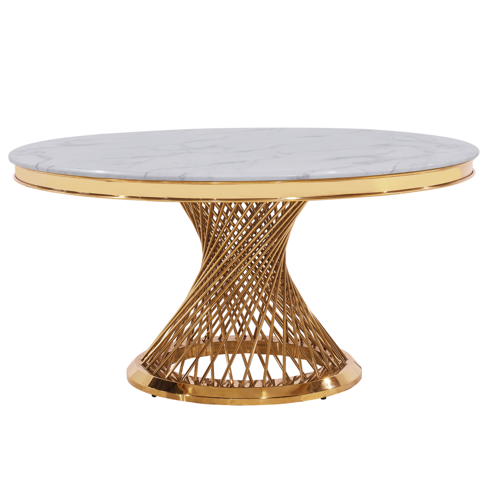 Dupont Round Dining Table