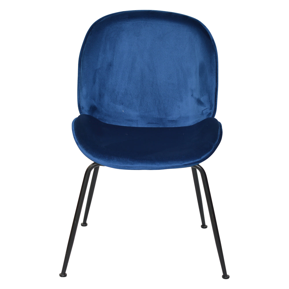 Colombo Dining Chair Navy