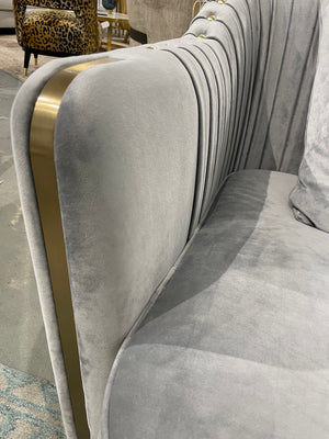 Stallone Chair Grey