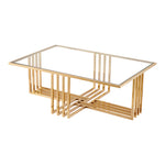 Catania Gold Coffee Table