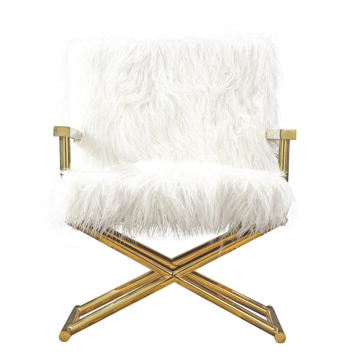 XXX CHAIR GOLD