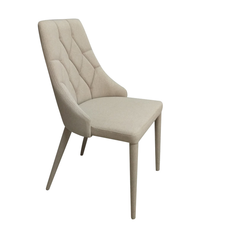 Bergamo Dining Chair Bone