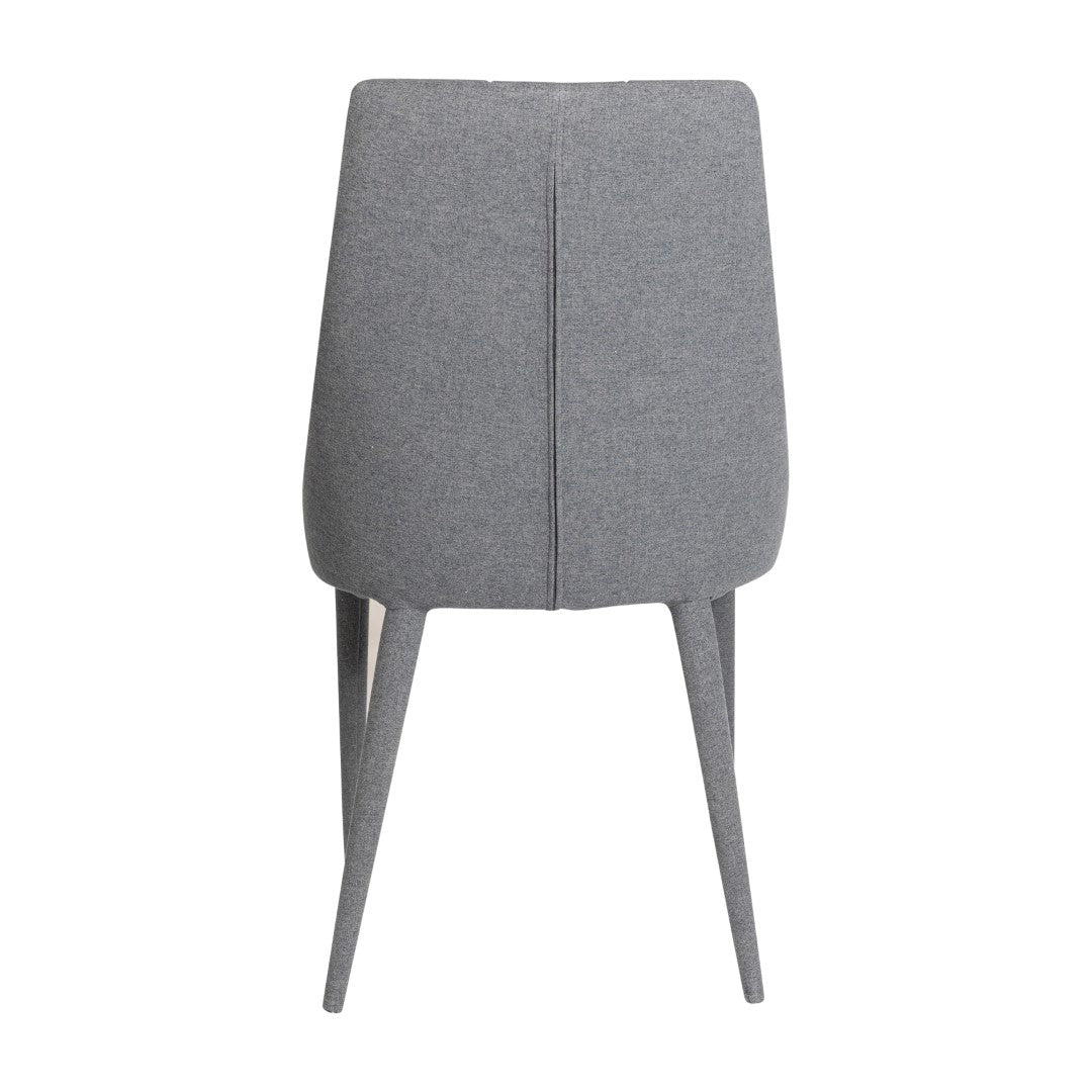 Bergamo Dining Chair Grey
