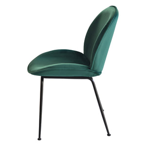 Colombo Dining Chair Green