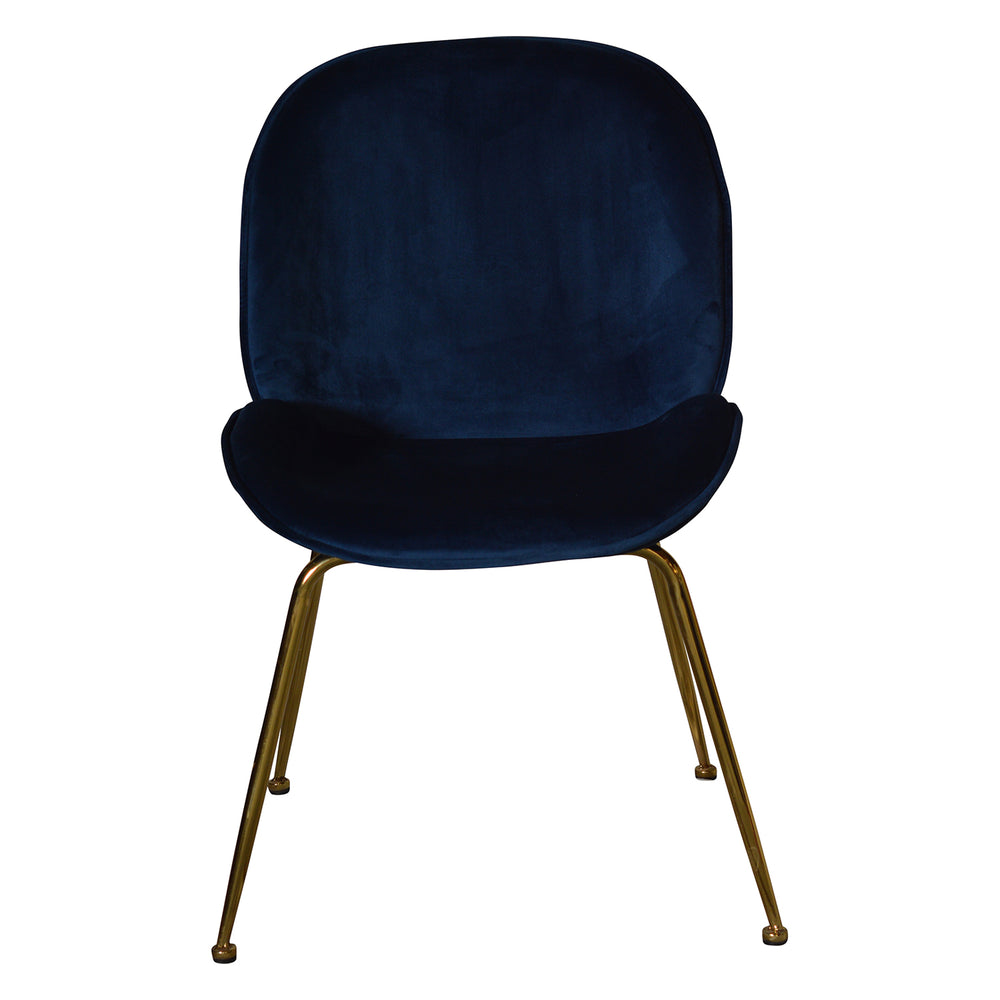 Paoluccio Dining Chair Navy