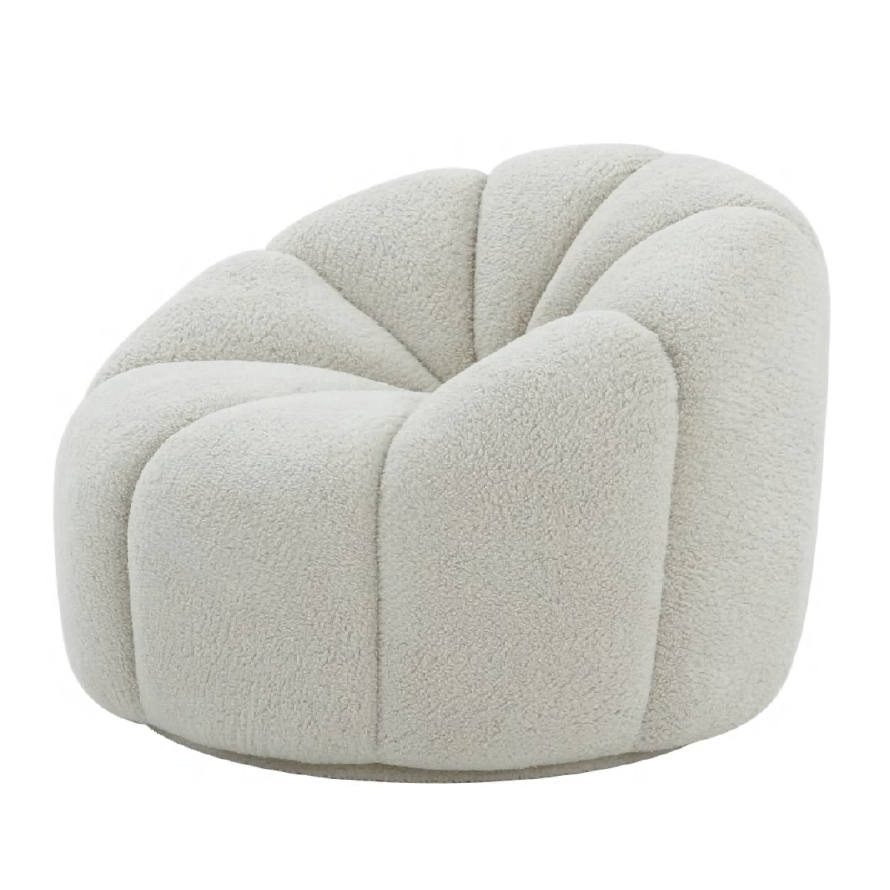 Marshmellow Swivel Chair