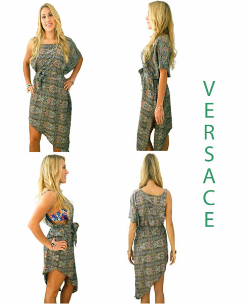 ~ Classic ~   FUMI Seamless Fashion Cover Up  ~ Versace ~ - FUMI - www.pursehook.com