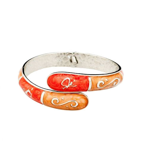 Bangle Hanger - Peach & Coral - FUMI - www.pursehook.com