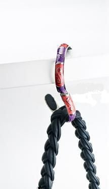 Bangle Hanger - Guava & Plum - FUMI - www.pursehook.com