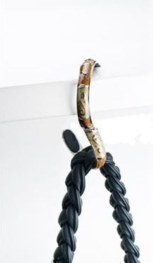 Bangle Hanger - Chocolate & Latte - FUMI - www.pursehook.com