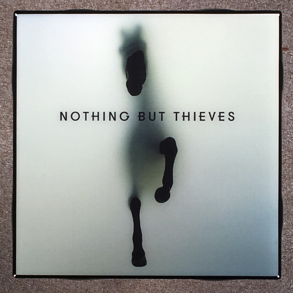 NOTHING BUT THIEVES Coaster Record Cover Ceramic Tile - CoasterLily Tiles