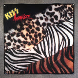 KISS Animalize Coaster Custom Ceramic Tile - CoasterLily Tiles