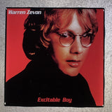 WARREN ZEVON Excitable Boy Coaster Custom Ceramic Tile - CoasterLily Tiles