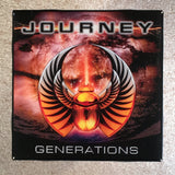 JOURNEY Generations Coaster Record Cover Ceramic Tile - CoasterLily Tiles