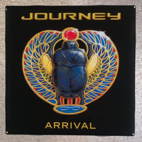 JOURNEY Arrival Coaster Record Cover Ceramic Tile - CoasterLily Tiles