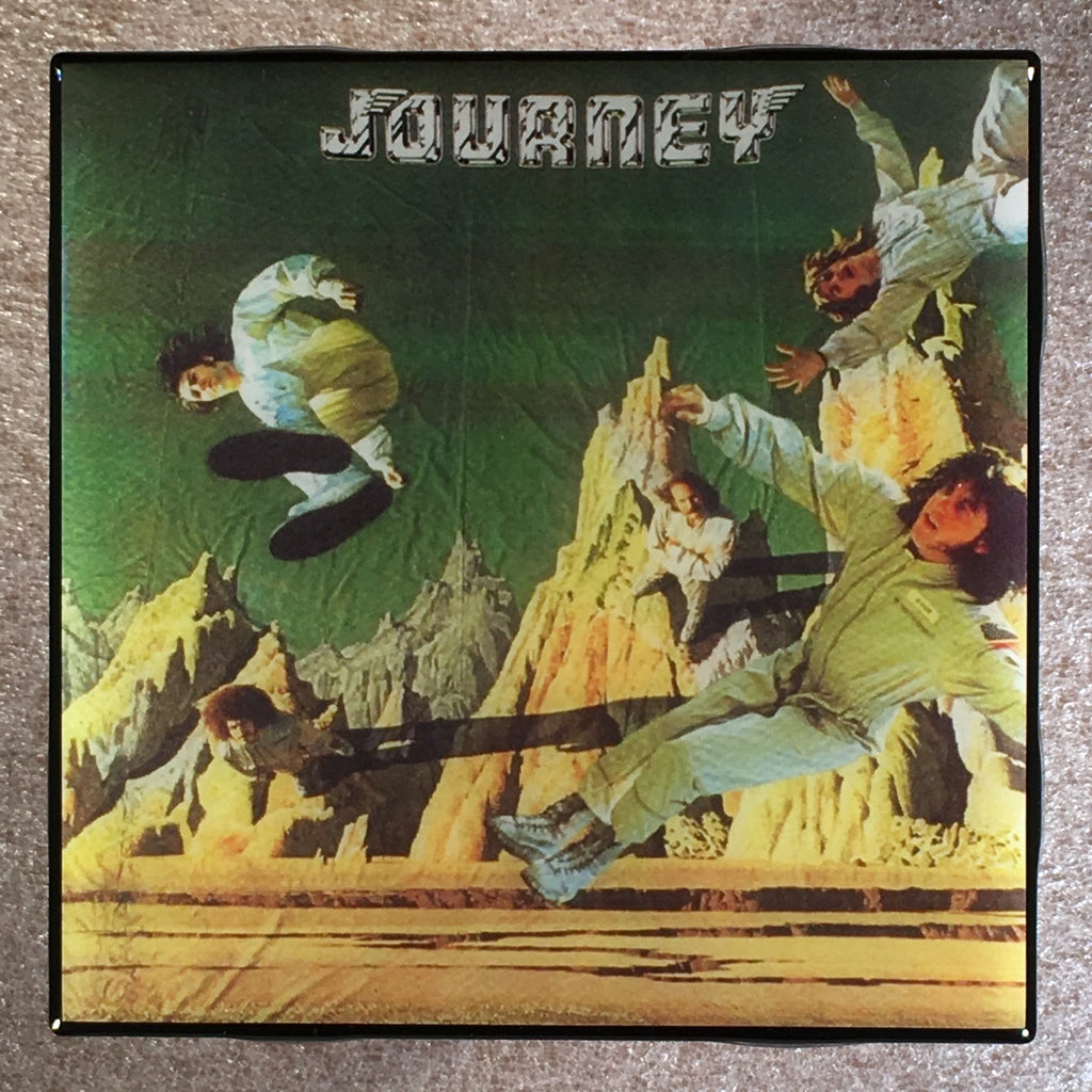 JOURNEY Coaster Custom Ceramic Tile - CoasterLily Tiles