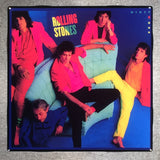 ROLLING STONES Dirty Work Coaster Custom Ceramic Tile - CoasterLily Tiles