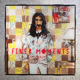 FRANK ZAPPA Finer Moments Custom Ceramic Tile Coaster - CoasterLily Tiles