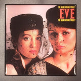 The ALAN PARSONS PROJECT Eve Record Cover Art Ceramic Tile Coaster - CoasterLily Tiles