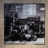The ALLMAN BROTHERS BAND At Fillmore East Coaster BACK Record Cover Ceramic Tile - CoasterLily Tiles