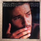 BRUCE SPRINGSTEEN: The Wild, The Innocent E St Coaster Record Cover Ceramic Tile - CoasterLily Tiles
