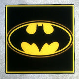 BATMAN Coaster Movie Custom Ceramic Tile
