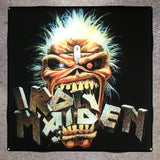IRON MAIDEN Eddie Ceramic Tile Coaster - CoasterLily Tiles
