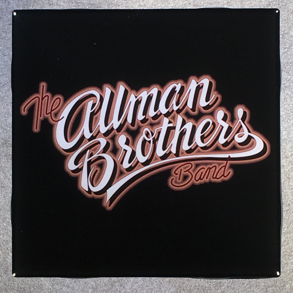 The ALLMAN BROTHERS Coaster Custom Ceramic Tile - CoasterLily Tiles
