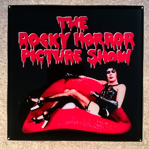 *THE ROCKY HORROR PICTURE SHOW Coaster Ceramic Tile Poster