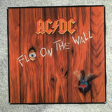 AC/DC Fly On The Wall Coaster Custom Ceramic Tile - CoasterLily Tiles