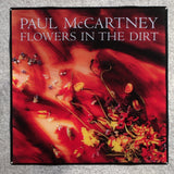 PAUL MCCARTNEY Flowers In The Dirt Coaster Custom Ceramic Tile - CoasterLily Tiles