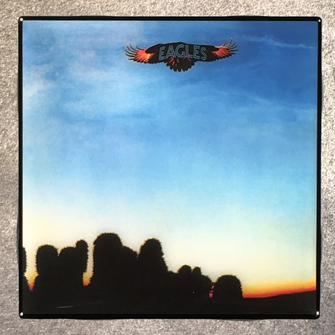 EAGLES Coaster First Record Cover Ceramic Tile - CoasterLily Tiles