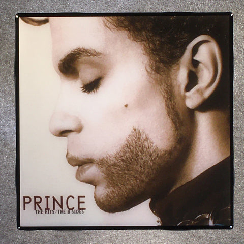 PRINCE The Hits/The B-Sides Coaster Custom Ceramic Tile
