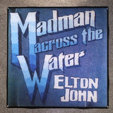 ELTON JOHN Madman Across The Water Coaster Custom Ceramic Tile