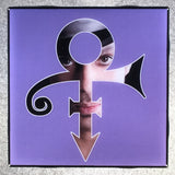 THE ARTIST FORMERLY KNOWN AS PRINCE Love Symbol Ceramic Tile Coaster One Nite Alone...Live!