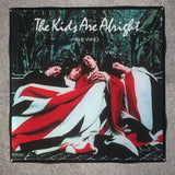 THE WHO The Kids Are Alright Soundtrack Coaster Custom Ceramic Tile