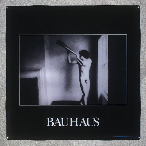 BAUHAUS In The Flat Field Coaster Custom Ceramic Tile