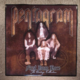 PENTAGRAM First Daze Here Coaster Record Cover Ceramic Tile - CoasterLily Tiles