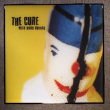 THE CURE Wild Mood Swings Coaster Record Cover Ceramic Tile - CoasterLily Tiles