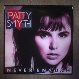 PATTY SMYTH Never Enough Record Cover Ceramic Tile Coaster - CoasterLily Tiles