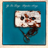 Yo La Tengo Coaster Custom Ceramic Tile - CoasterLily Tiles