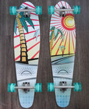 the signature longboard