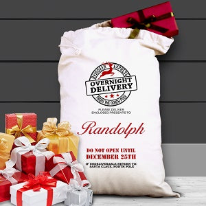 Personalized Limited Edition Christmas Gift Bags