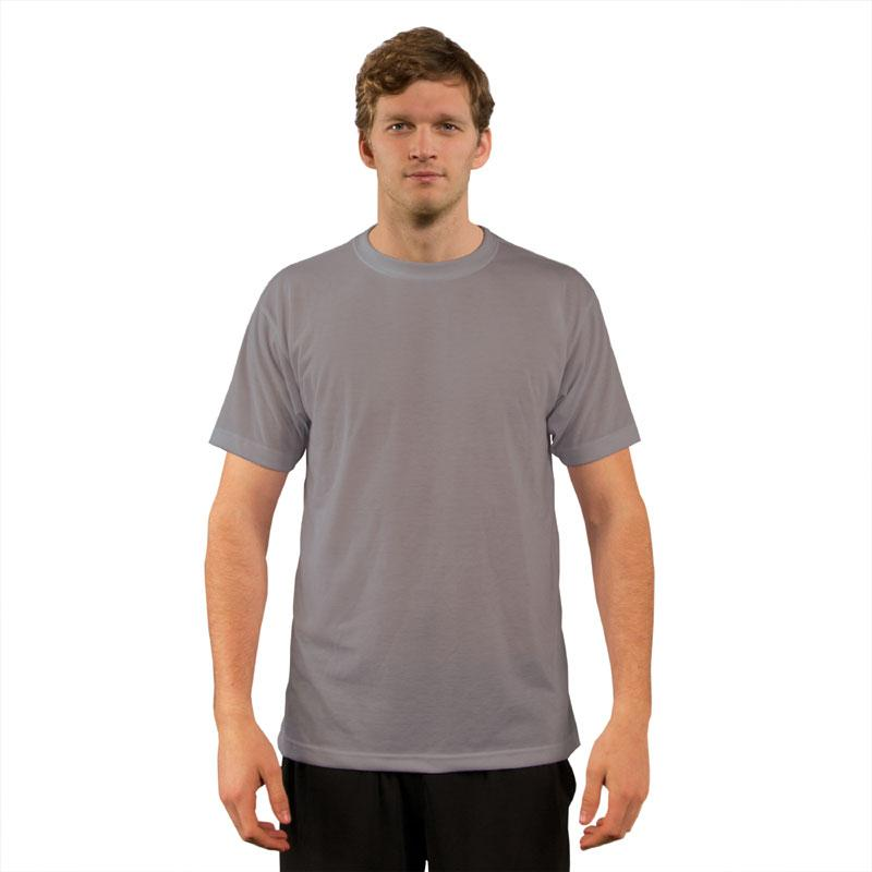 Vapor Basic T Short Sleeve Steel Gray - Adult - 2XL